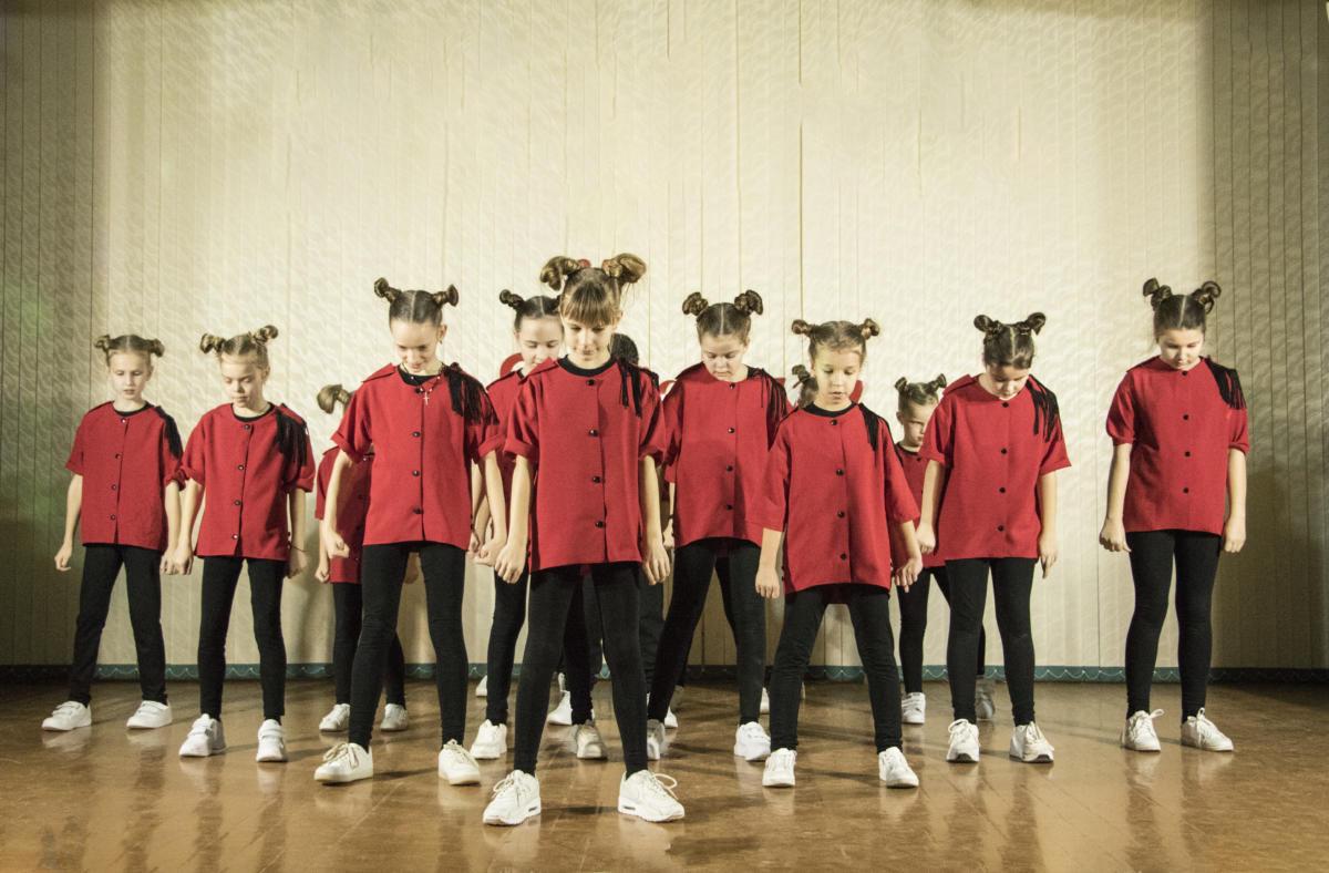 Favorit`s Dance School — Team B